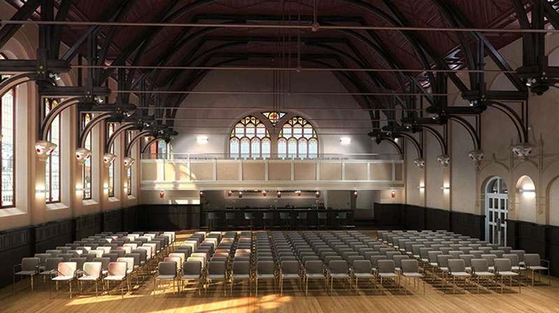 Unity Hall Wakefield